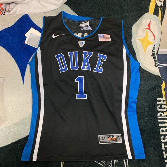 sale retailer 000be 80f3c Zion Williamson Authentic Duke Jersey NWT